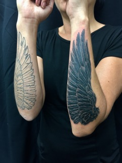 Forearm Wings